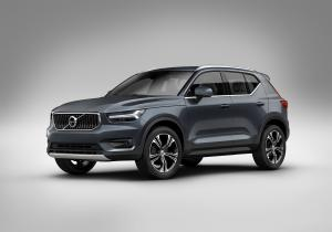 Volvo XC40 T5 Inscription 2018 года