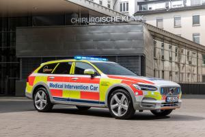 Volvo V90 Cross Country Medical Intervention Car 2019 года