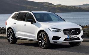 2019 Volvo XC60 T8 Polestar Engineered (UK)