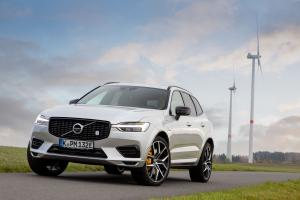 Volvo XC60 T8 Polestar Engineered 2019 года