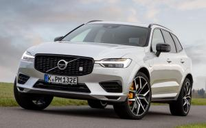 2019 Volvo XC60 T8 Polestar Engineered (WW)