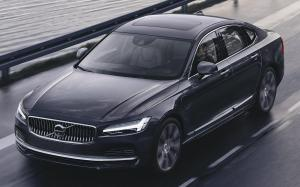 Volvo S90 T8 AWD Recharge Inscription 2020 года (WW)