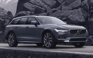 Volvo V90 B6 Cross Country 2020 года (WW)