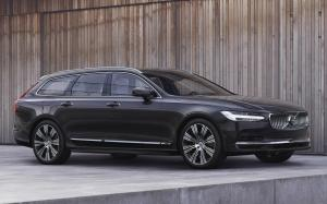 Volvo V90 T8 AWD Recharge Inscription 2020 года (WW)