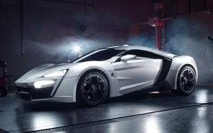 W Motors Lykan HyperSport '2013
