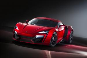 W Motors Lykan HyperSport '2014