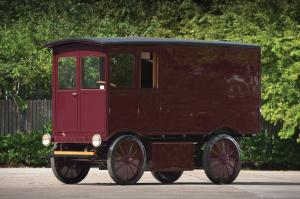 1909 Walker Electric Model 15 Delivery Truck