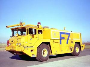 1970 Walter Twin 3500 4x4 Crash Truck