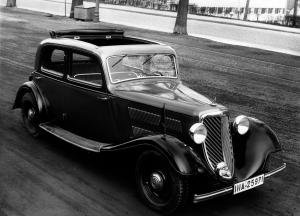 1931 Wanderer Typ 7 Limousine