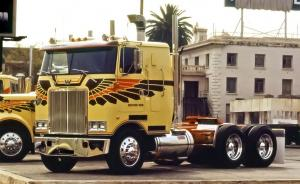 Western Star Cabover Tractor Truck
