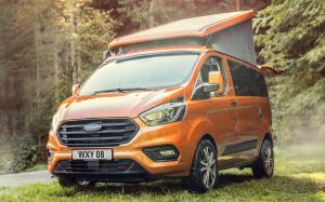 Westfalia Ford Transit Custom Nugget
