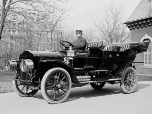 1909 White Model M 40 HP Touring Presidential