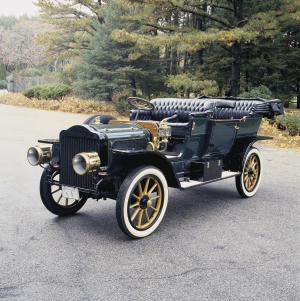 1909 White Model M Steam Touring