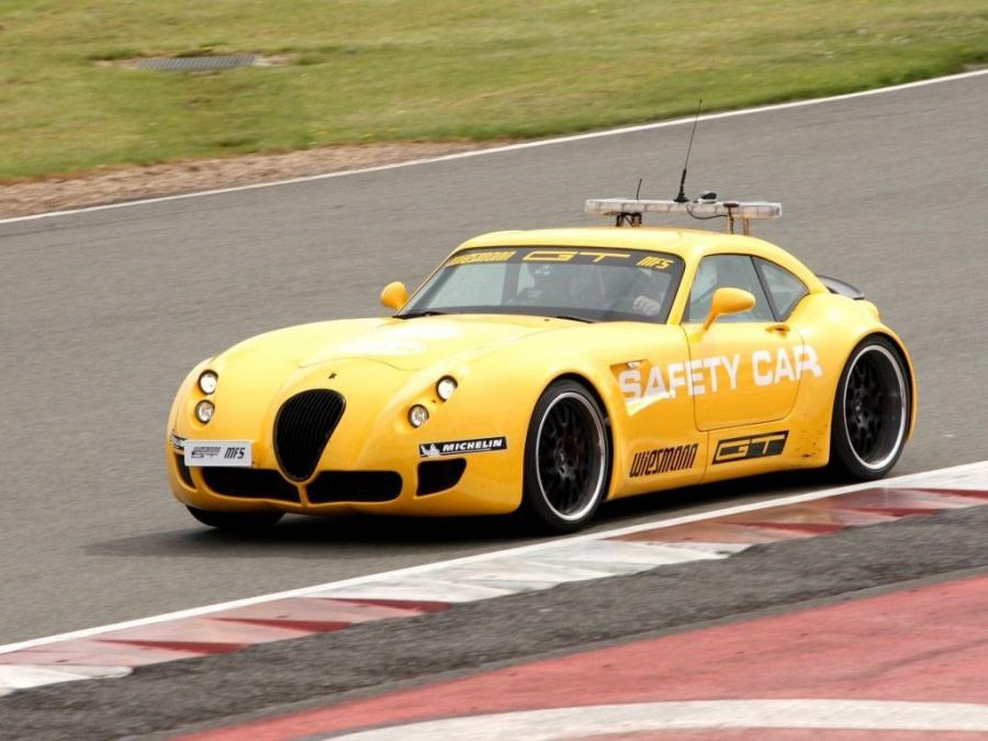 Wiesmann GT MF5 Official Safety Car for FIA GT Championship '2009