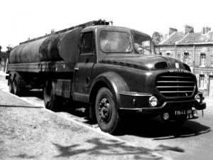 1956 Willeme LD610