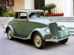 Willys Model 77 Coupe 1933 года