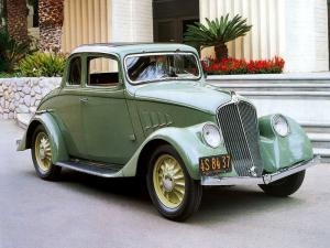 1933 Willys Model 77 Coupe