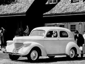 1939 Willys-Overland Model 39 2-Door Sedan
