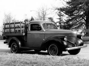 1939 Willys-Overland Model 39 Pickup