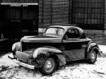 Willys Americar Coupe 1941 года
