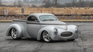 1941 Willys Americar Custom Pickup Pickup
