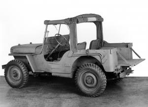 Willys-Overland CJ-1 '1944