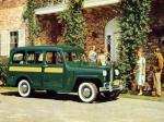 Willys Jeep Station Wagon 1948 года