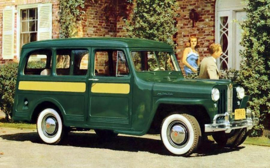 Willys Jeep Station Wagon '1948
