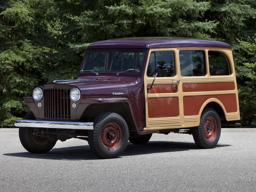 Willys Jeep Station Wagon '1949