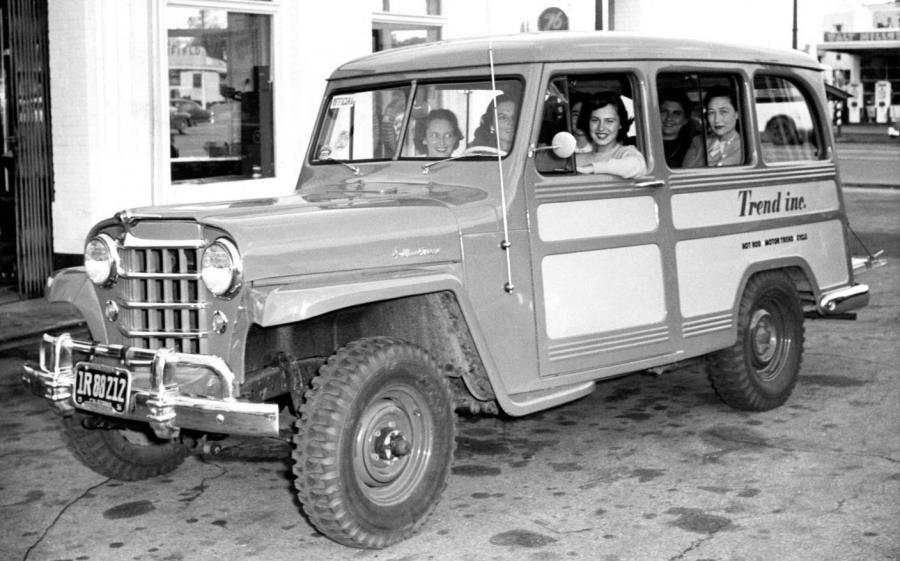 Willys Jeep Station Wagon '1950