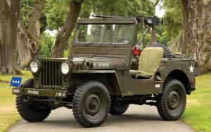 Willys M38 Jeep (MC) '1950