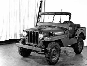 1951 Willys-Overland CJ-4M