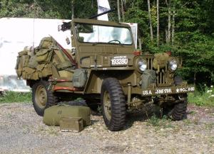 Willys M38A1 Jeep '1952