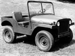 Willys Jeep Bobcat Prototype 1953 года