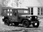 Willys M170 Jeep Ambulance 1953 года