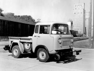 1957 Willys Jeep FC-150