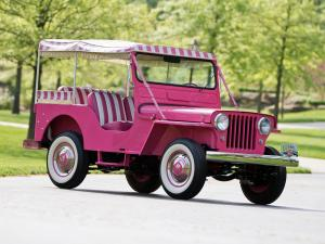Willys Jeep Surrey 1959 года