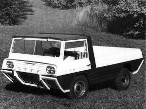 1960 Kaiser-Willys Jeep Wide-Trac Concept by Crown Coach