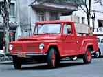 Willys Rural Pickup 1960 года
