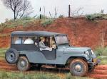 Willys Jeep Universal 101 BF-161 2-Door 1962 года