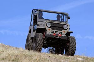Willys CJ3B by Icon