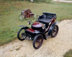 Wolseley 3.5 HP '1899