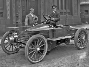 1902 Wolseley 30 HP Racing Car