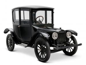 Woods Model 44 Dual Power Hybrid Coupe 1916 года