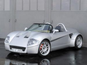 2001 Yes! Clubsport