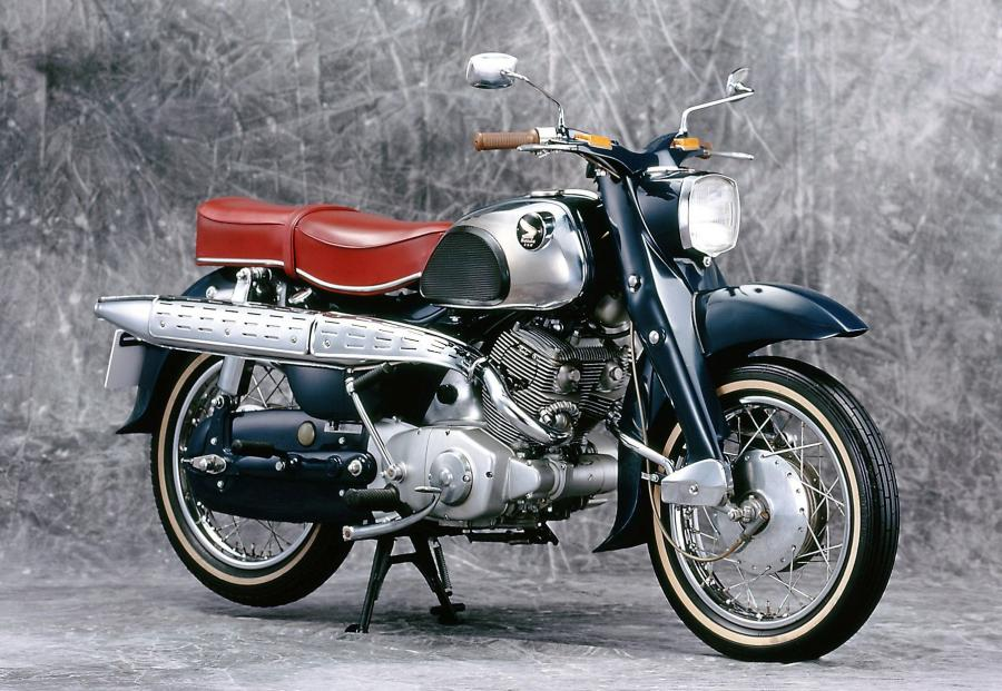 Honda CS71 Dream