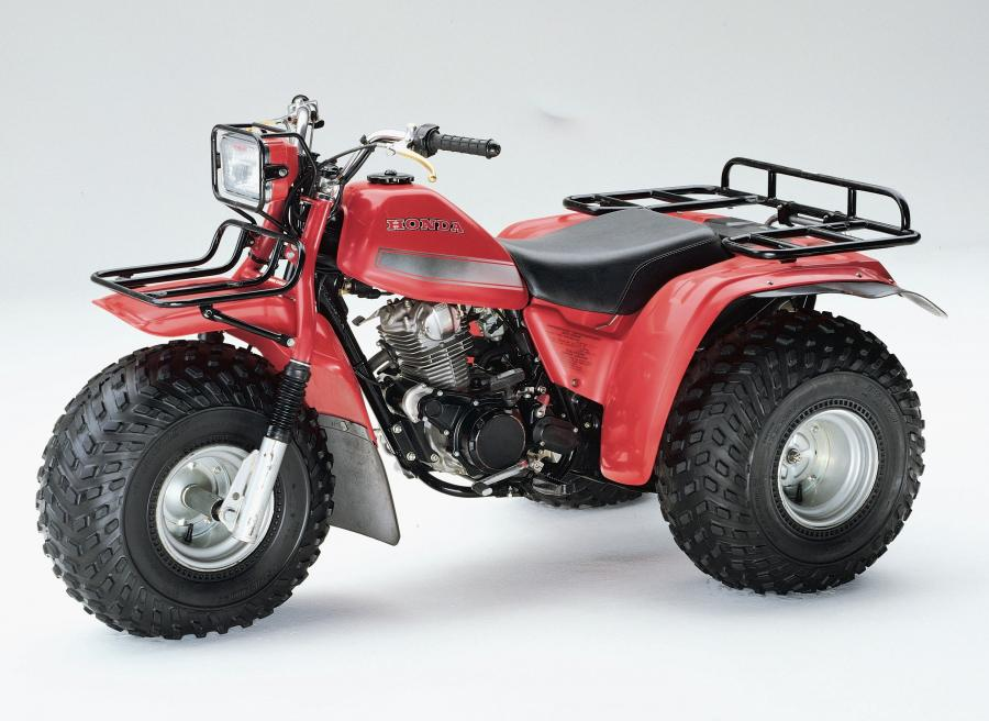 Honda ATC200E Big Red
