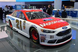2016 Ford Fusion NASCAR Sprint Car