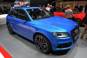 2015 Audi SQ5 TDI Plus