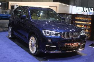 2015 Alpina XD3 Bi-Turbo